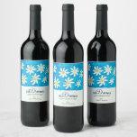 Daisies Wine Label