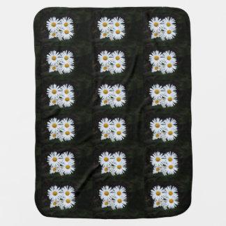 Daisies Receiving Blanket