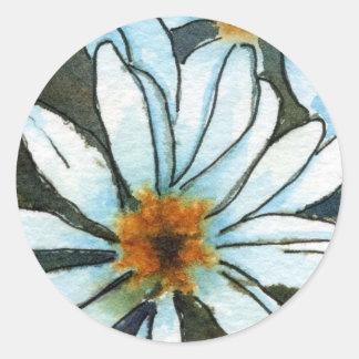"""Daisy 1"" Floral Sticker"