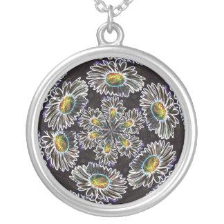 Daisy 1 Glow Kaleidoscope Necklace