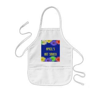 Daisy-3 - Child's apron