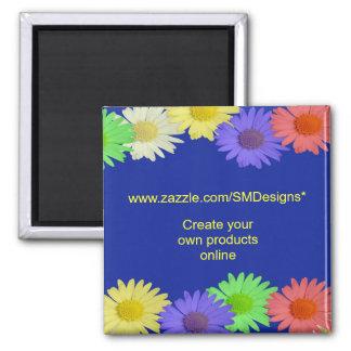 Daisy-3 - Customizable Magnet