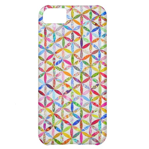 Daisy a Day Quilt Case For iPhone 5C