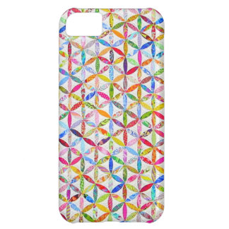 Daisy a Day Quilt iPhone 5C Cover