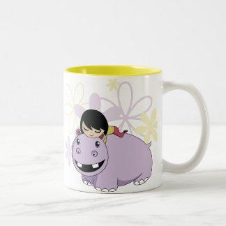 Daisy and Cookie Coffee Mugs