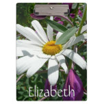 Daisy and Fireweed Clipboard