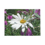 Daisy and Fireweed Doormat