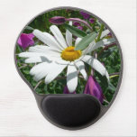 Daisy and Fireweed Gel Mouse Pad