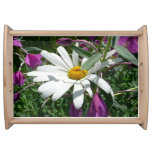 Daisy and Fireweed Serving Tray
