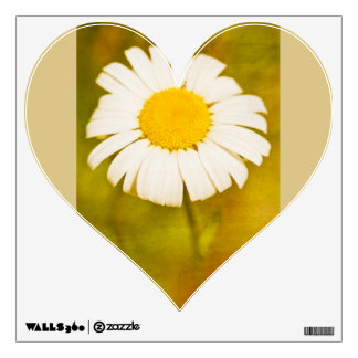 daisy and the lonely summer wall decal