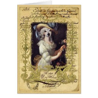 Daisy Antoinette Card