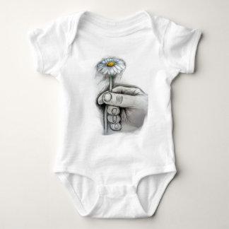 Daisy Baby Bodysuit