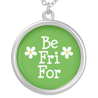 Daisy Best Friends Forever Necklace (Be Fri For)