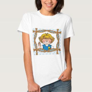 Daisy Blond Shirt