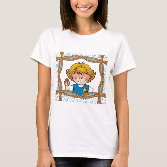 Daisy Blond T-Shirt