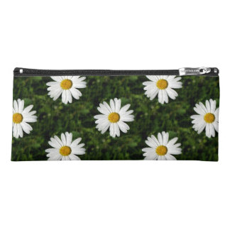 Daisy Bloom seamless pattern + your ideas Pencil Case