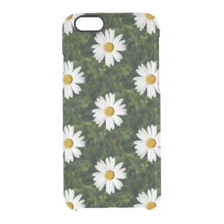 Daisy Bloom seamless pattern + your ideas Uncommon Clearly™ Deflector iPhone 6 Case