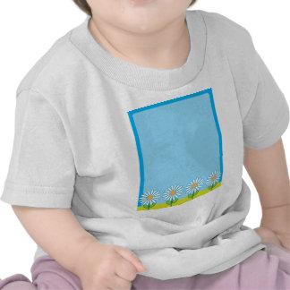 Daisy Border Frame Shirts