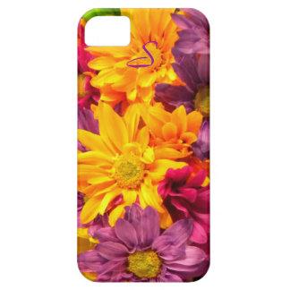 Daisy Bouquet 2 iPhone 5 case *Monogram*