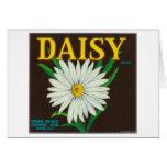 Daisy Brand Citrus Crate Label