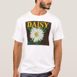 Daisy Brand Citrus Crate Label T-Shirt