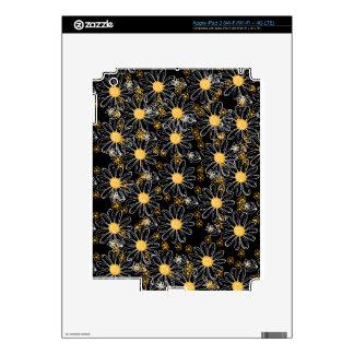 Daisy Bubbles iPad 3 Decals