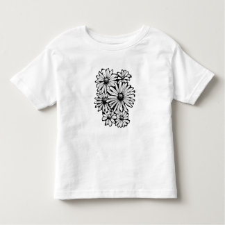 Daisy Bunch Little Girl Toddler T-shirt