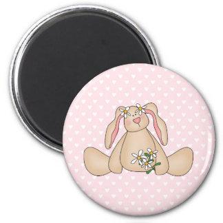 Daisy Bunny Magnet