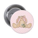 Daisy Bunny Pins