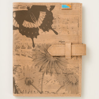Daisy Butterfly Music Journal