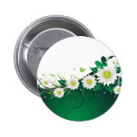 Daisy Butterfly Pins