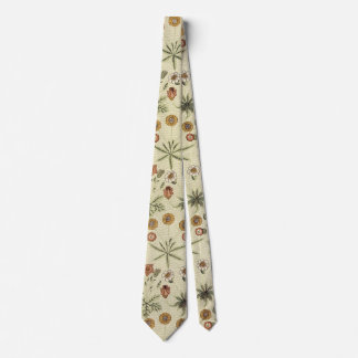Daisy by William Morris, Vintage Victorian Flowers Neck Tie