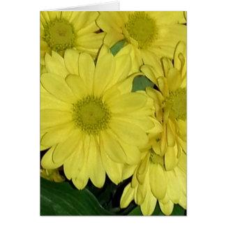 Daisy Card (blank inside)
