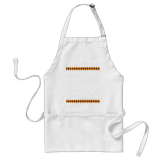 Daisy Chain 2 5x7 l The MUSEUM Zazzle Gifts Adult Apron
