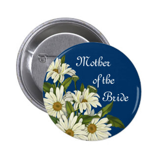 Daisy Cluster Button