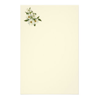 Daisy Cluster Stationery