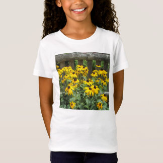 Daisy Cluster Weathered Fence T-Shirt