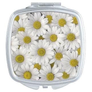Daisy Compact Mirror Gift