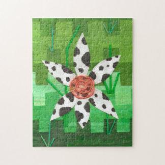 Daisy Cow Jigsaw Jigsaw Puzzle