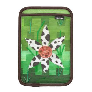 Daisy Cow Mini I-Pad Sleeve
