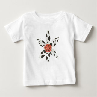 Daisy Cow No Background Infant T-Shirt