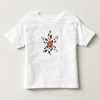 Daisy Cow No Background Toddler T-Shirt