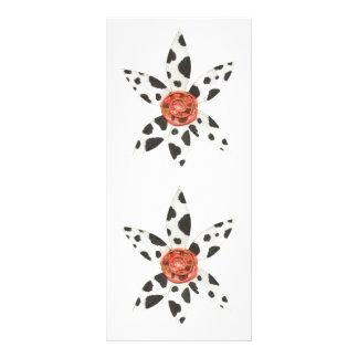 Daisy Cow Rack Card