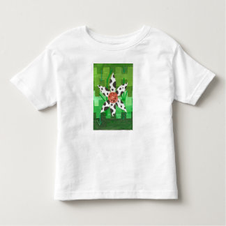 Daisy Cow Toddler T-Shirt
