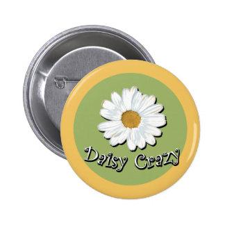 Daisy Crazy Button