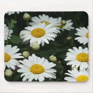 Daisy Crazy Mouse Pad