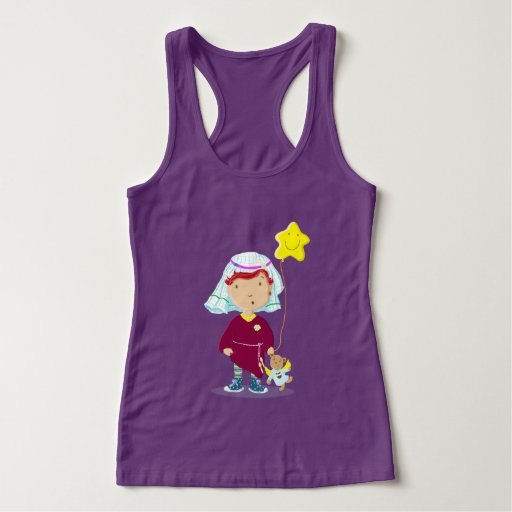 Daisy Cupcake Girl Nativity Tee Shirts Tank Tops, Tanktops Shirts