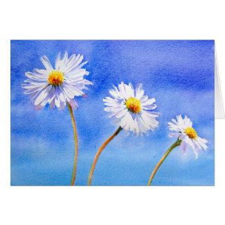 Daisy Daisy Card