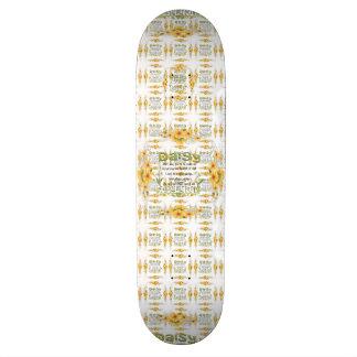 Daisy, daisy give me your answer do. skateboard