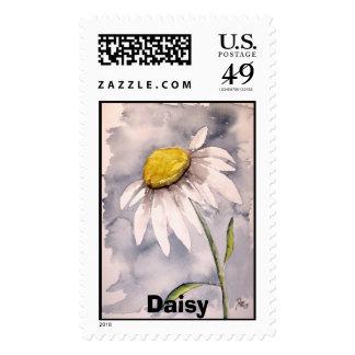 daisy, Daisy Postage Stamp
